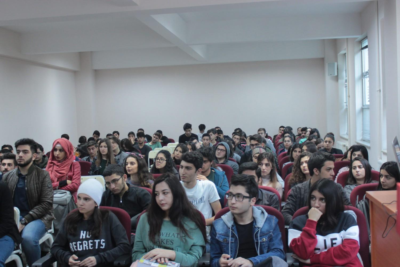 Mühəndislik Universitetində seminar