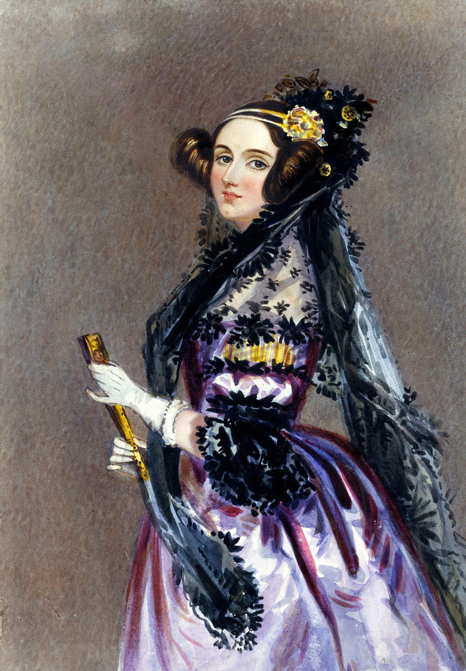 Dünyanın ilk proqramçısı Ada Lovelace